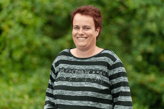 Danielle van Hevelingen secretaresse in Arnhem