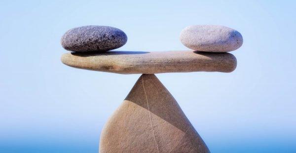evenwicht in meervoudige hulpvragen